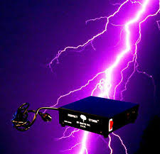 dj special effects thunder sounds lights