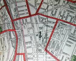 New York Street Map by Old Maps American Cities In Decades Past Warning Large Images