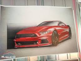 roush mustang forum 2015 roush mustang previewed at open house event 2015 mustang