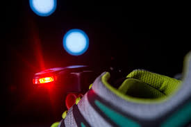 motorcycle shoes with lights night runner 270 shoe lights