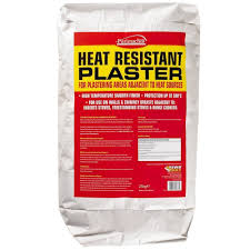 everbuild kos heatproof plaster heat resistant high temperature 20kg