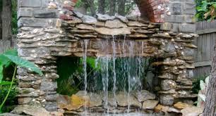 Backyard Waterfall Ideas Small Garden Design Ideas With Waterfall Garden Waterfall Ideas