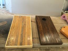 board from scrap hardwood flooring my creations