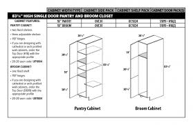 broom cabinet dimensions bar cabinet