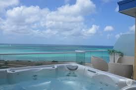 blue residence club three bedroom penthouse in eagle beach aruba