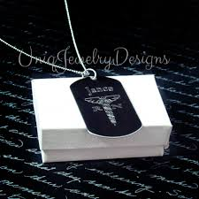graduation dog tags dog tag necklace for men jewelry shopping personalized