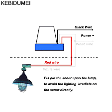 photocell switch wiring diagram rtd connection 2wire vs 3 wire