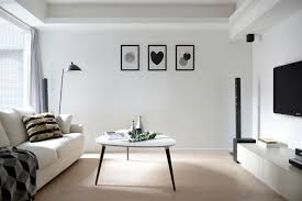 A Guide To Identifying Your Home Décor Style - Minimalist interior design style