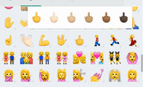 new android emojis whatsapp introduces new emojis on android