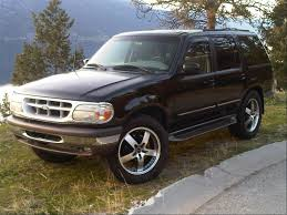 Ford Explorer 1993 - 1998 ford explorer information and photos zombiedrive