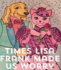 that in the wheelchair 9 times lisa frank made us worry via