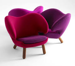 Best Furniture Silhouettes Images On Pinterest Chair Design - Modern sofa chair designs