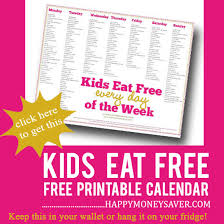 Golden Corral Buffet Prices For Adults by Kids Eat Free List Happy Money Saver