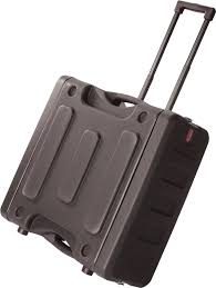 Audio Rack Case Gator Cases G Pror 4u 19 4u Molded Audio Rack Wheels