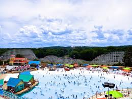 6 Flags Water Park Hurricane Harbor Opens At Six Flags Over Georgia Coaster101