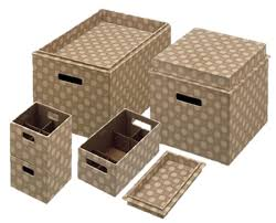 New Decorative Storage Boxes