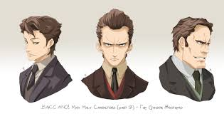 baccano baccano characters part 13 by nicolecover on deviantart