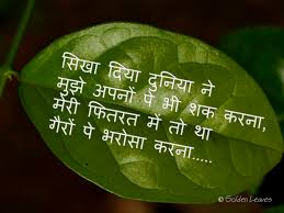 quotes images shayari hindi shayari hindi quotes about life learnt from world