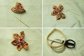 flower headbands diy diy flower headbands out of fabric how to make a floral headband