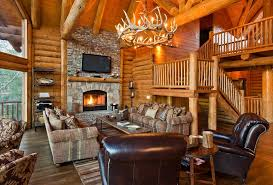 Log Home Interiors Photos Log Home Interiors Of 60 Top Mistakes Made In Log Home