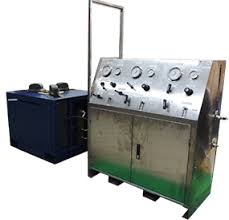Relief Valve Test Bench Hydratech Industries Valve Test Bench With Data Acquisition
