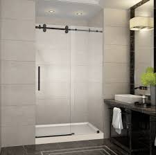 glass shower sliding doors langham 48
