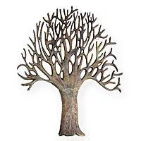 Metal Tree Wall Decor Wall Decors Metal Tree Wall Decor And Sun Face Wall Decor From
