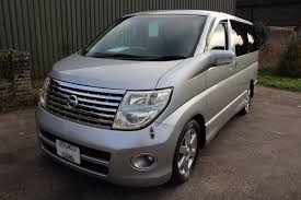 nissan highway star used nissan elgrand highway star model for sale in rochester kent