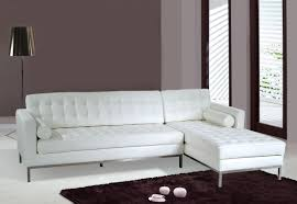 Tufted Leather Sofa Bed Best Idea White Leather Sofa Beds The Best Bedroom Inspiration