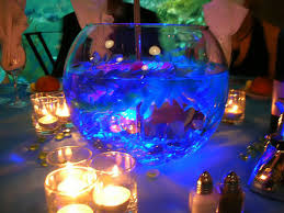 fish bowl centerpieces fashion and fishbowl wedding centerpieces photos