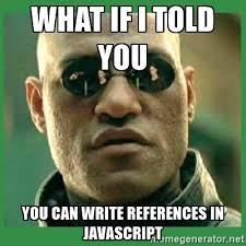 Meme Generator Javascript - learning how references work in javascript naveen karippai medium
