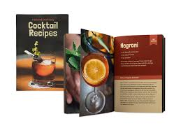 cocktail recipes book susy bias design