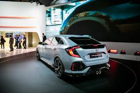 honda civic hatchback modified 6 things we learned about the 2017 honda civic hatchback
