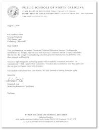 reference letter for kordell norton from the north carolina career