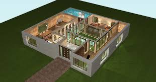 Villa Moderne Tunisie by Plan Villa Moderne Gratuit