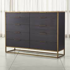 dressers black friday dressers and chests for your bedroom crate and barrel