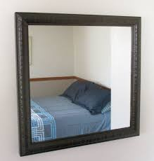 build a mirror frame from home center molding trim youtube