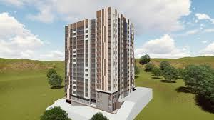 Apartment Building Facade Design YouTube - Apartment facade design