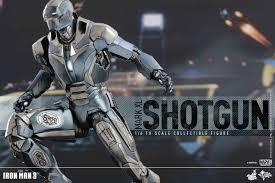 toys mms 309 iron man 3 u2013 mark xl shotgun u2013 toys complete