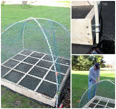 Pvc Raised Garden Bed - 48 diy projects out of pvc pipe you should make diy u0026 crafts