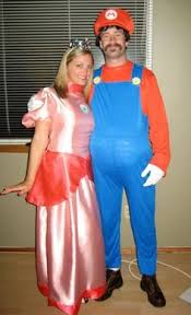 Mario Princess Peach Halloween Costume 15 Awesome Couple Costume Ideas Flintstones Costume Costumes