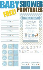 printable baby shower invitations free templates party xyz