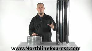 duraplus chimney pipe class a triple wall pipe youtube