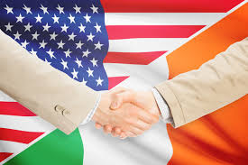 Flag Of Ireland Us Business In Ireland Am O U0027sullivan Pr