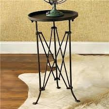 Small Black Accent Table Small Metal Accent Table Design Of Metal Accent Table