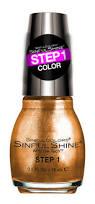 sinful colors sinfulshine gold star beauty nails nail polish