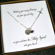 communion gifts for meaningful communion gift confirmation jewelry gifts for