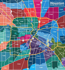 Phoenix Area Zip Code Map by Houston Map Maps Houston Texas Usa