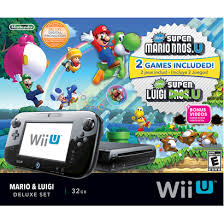 nintendo wii u black friday our first video game system and a great deal on wii u