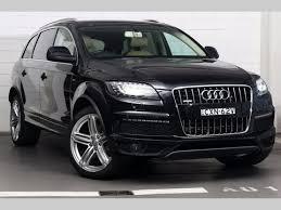 audi q7 autotrader audi q7 cars for sale autotrader com au